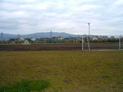昭和公園多目的広場