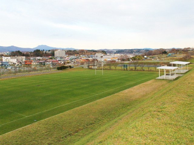 根崎公園ラグビー場