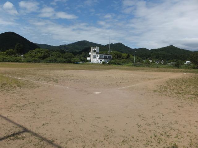 恵山運動広場 野球場