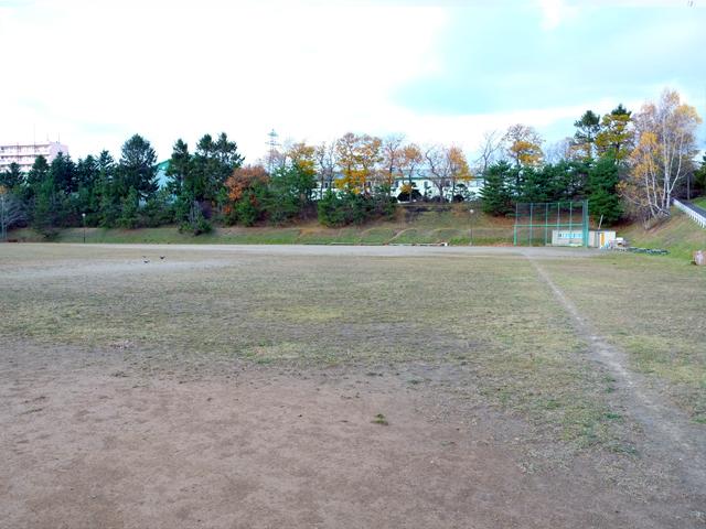 西桔梗公園野球場