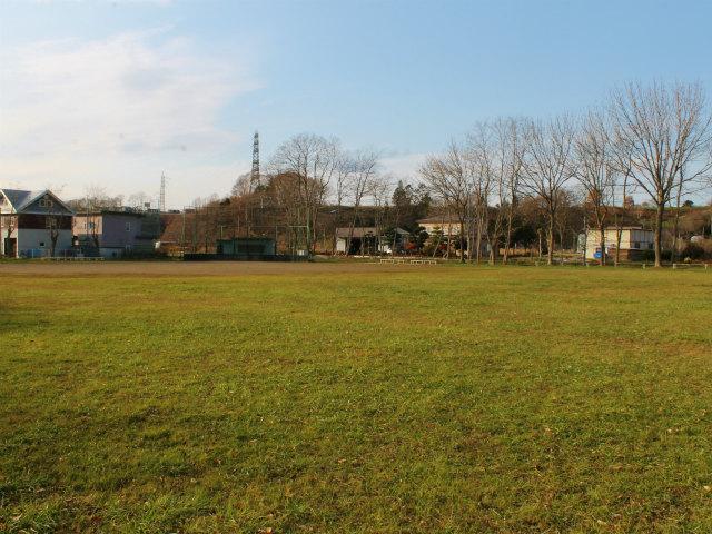 見晴公園 野球場