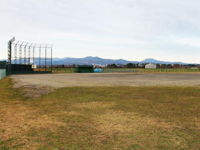 根崎公園野球場