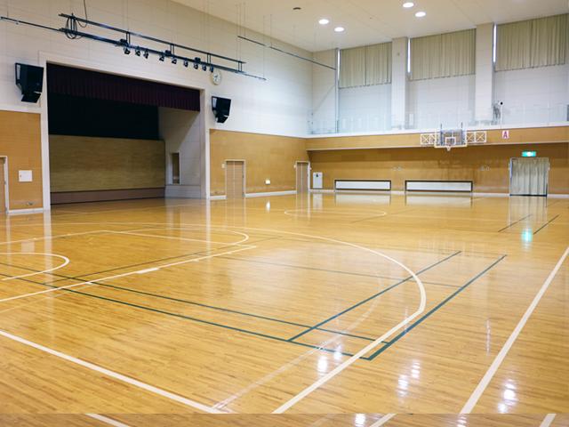 函館市勤労者総合福祉センター(サン・リフレ函館)